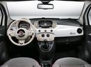 Фото авто Fiat 500 2 поколение [рестайлинг], ракурс: торпедо