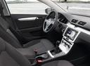Фото авто Volkswagen Passat B7, ракурс: салон целиком
