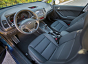 Фото авто Kia Cerato 3 поколение, ракурс: торпедо