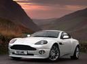 Фото авто Aston Martin Vanquish 1 поколение, ракурс: 45