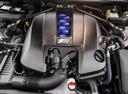 Фото авто Lexus RC 1 поколение, ракурс: двигатель