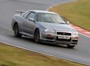 Фото авто Nissan Skyline R34, ракурс: 315