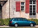Фото авто Audi A6 4B/C5, ракурс: 270 цвет: синий