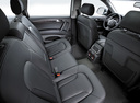 Фото авто Audi Q7 4L, ракурс: задние сиденья