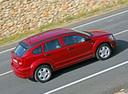 Фото авто Dodge Caliber 1 поколение, ракурс: 270 цвет: красный