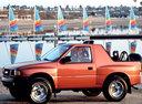 Фото авто Isuzu Rodeo 1 поколение, ракурс: 90