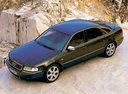 Фото авто Audi S8 D2 [рестайлинг], ракурс: 45