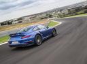 Фото авто Porsche 911 991 [рестайлинг], ракурс: 225 цвет: синий