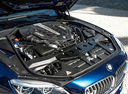Фото авто BMW 6 серия F06/F12/F13 [рестайлинг], ракурс: двигатель цвет: синий