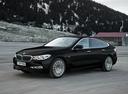 Фото авто BMW 6 серия G32, ракурс: 45 цвет: черный