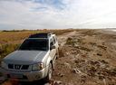 Фото авто Nissan Paladin 1 поколение, ракурс: 45