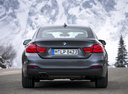 Фото авто BMW 4 серия F32/F33/F36 [рестайлинг], ракурс: 180 цвет: серый