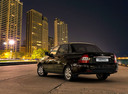 Фото авто ВАЗ (Lada) Priora 1 поколение [рестайлинг], ракурс: 135 цвет: черный