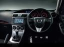 Фото авто Mazda Axela BL, ракурс: торпедо