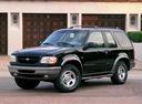 Фото авто Ford Explorer 2 поколение, ракурс: 45