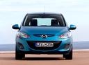 Фото авто Mazda 2 DE [рестайлинг],  цвет: голубой