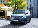 Фото авто Hyundai H-1 Grand Starex, ракурс: 45 цвет: серый
