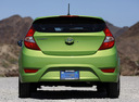 Фото авто Hyundai Accent RB, ракурс: 180