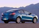 Фото авто Mazda 3 BL [рестайлинг], ракурс: 225 цвет: синий