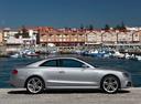 Фото авто Audi S5 8T [рестайлинг], ракурс: 270 цвет: серебряный