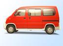 Фото авто FAW 6371 1 поколение, ракурс: 90 цвет: красный