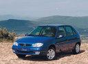 Фото авто Citroen Saxo 2 поколение, ракурс: 45