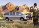 Фото авто Chevrolet Express 1 поколение, ракурс: 315