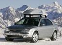 Фото авто Ford Mondeo 3 поколение [рестайлинг], ракурс: 45
