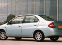 Фото авто Toyota Prius 1 поколение, ракурс: 135