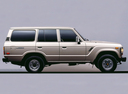 Фото авто Toyota Land Cruiser J60 [рестайлинг], ракурс: 270