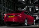 Фото авто Jaguar XF X250 [рестайлинг], ракурс: 225 цвет: красный