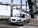 Фото авто Hyundai Elantra XD [рестайлинг], ракурс: 45 цвет: серебряный