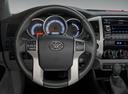Фото авто Toyota Tacoma 2 поколение [2-й рестайлинг], ракурс: рулевое колесо