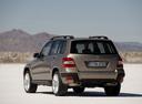 Фото авто Mercedes-Benz GLK-Класс X204, ракурс: 135 цвет: коричневый