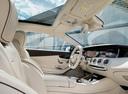 Фото авто Mercedes-Benz S-Класс W222/C217/A217, ракурс: салон целиком