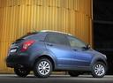 Фото авто SsangYong Korando 3 поколение [рестайлинг], ракурс: 225 цвет: синий