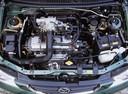 Фото авто Mazda Demio DW [рестайлинг], ракурс: двигатель
