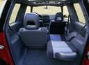 Фото авто Toyota RAV4 1 поколение, ракурс: салон целиком