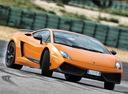 Фото авто Lamborghini Gallardo 1 поколение, ракурс: 315 цвет: желтый