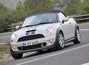 Фото авто Mini Roadster 1 поколение, ракурс: 45 цвет: серебряный