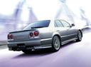 Фото авто Nissan Skyline R34, ракурс: 225