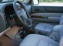 Фото авто Nissan Patrol Y61, ракурс: сиденье