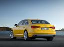 Фото авто Audi A4 B9, ракурс: 135 цвет: золотой