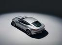 Фото авто Jaguar F-Type 1 поколение [рестайлинг], ракурс: сверху цвет: серебряный