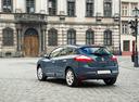 Фото авто Renault Megane 3 поколение [рестайлинг], ракурс: 135 цвет: синий