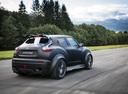 Фото авто Nissan Juke YF15 [рестайлинг], ракурс: 225 цвет: черный