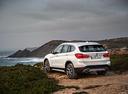 Фото авто BMW X1 F48, ракурс: 135 цвет: белый