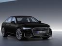 Фото авто Audi A6 C8, ракурс: 315 - рендер цвет: черный