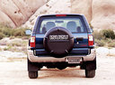 Фото авто Isuzu Rodeo 1 поколение, ракурс: 180