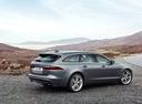 Фото авто Jaguar XF X260, ракурс: 225 цвет: серый